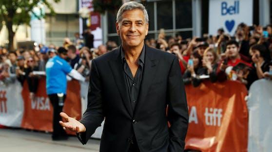 George Clooney bedankte sich vor drei Jahren bei seinen engsten Kumpels mit einem millionenschweren Freundschaftsbeweis.