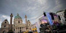Popfest startet heute nicht am Wiener Karlsplatz
