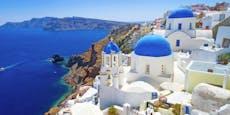 Griechenland macht Inseln wieder zugänglich
