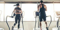 Strenge Duschregeln – und was sonst im Gym gilt