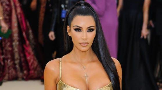 Ein Einbrecher gelangte bis an die Haustür von Mega-Star Kim Kardashian, bis ihn das Sicherheitspersonal stellen konnte.