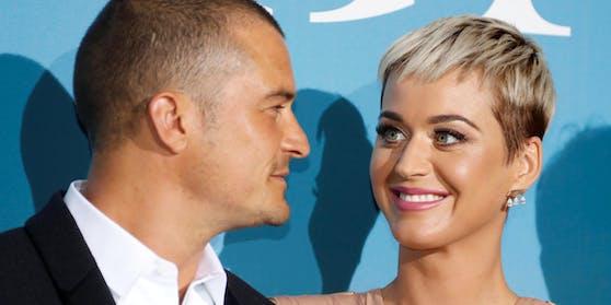Seit 2016 sind Katy Perry und Orlando Bloom ein Paar
