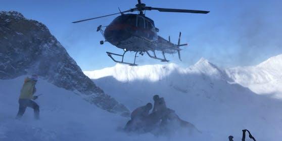 Ein 37-jähriger Skitourengeher ist am Dienstagvormittag bei einem Lawinenabgang im Bezirk Spittal an der Drau getötet worden (Symbolfoto)