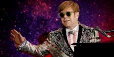 Corona-Regel ignoriert! Elton John kassiert Anzeige