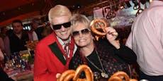 Heino und Hannelore machen Urlaub in Kitzbühel