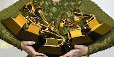 Grammy-Verleihung wegen Corona-Pandemie verschoben