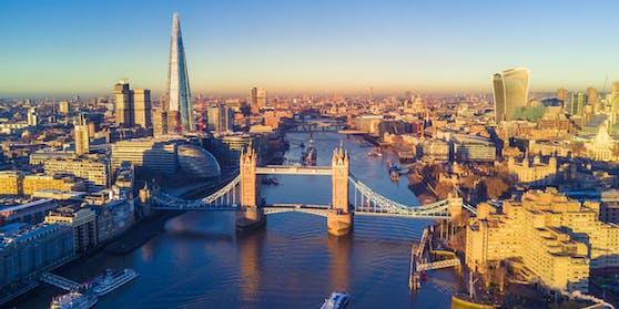 Reisen nach London ist jetzt wieder etwas unkomplizierter