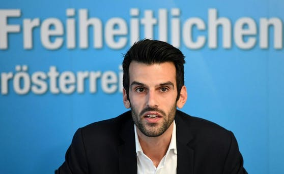 FPÖ-Niederösterreich-Chef Udo Landbauer