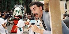 """Darum will Sacha Baron Cohen nicht mehr """"Borat"""" spielen"""