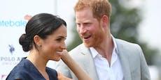 Meghan & Harry bekommen neue Promi-Nachbarn