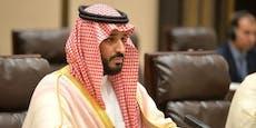 Beweise von Geheimdienst: Anzeige gegen Saudi-Kronprinz