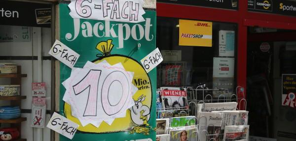Jackpot-Fieber