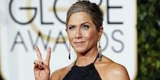 Anistons Christbaumschmuck verärgert Fans
