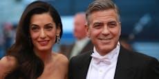 Wenn Clooney DAS macht, kriegt er Ärger mit seiner Frau