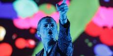 """Depeche Mode, T-Rex und Whitney in der """"Hall Of Fame"""""""