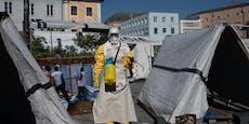 """Behörden wegen Killer-Virus in Afrika """"sehr besorgt"""""""