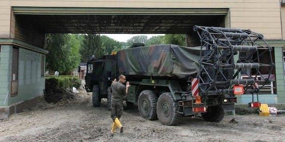 Einsätze wie nach dem Hochwasser in Kritzendorf findet die Bevölkerung besaonders wichtig.