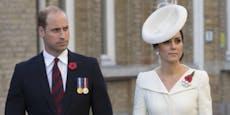 Das zahlen William und Kate ihrer Haushaltshilfe