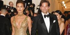 Neustart für Bradley Cooper und Irina?