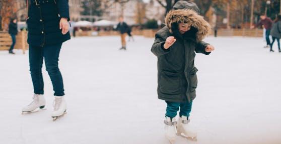 Outdoor-Sportstätten, wie z.B. Eislaufplätze, dürfen ab Montag wieder aufsperren