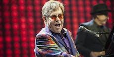 Fans können für 17 Euro mit Elton John Party machen