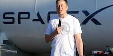 Musk ist zuversichtlich: In 6 Jahren leben wir am Mars