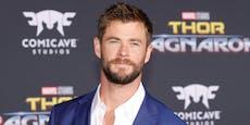Zu viel Muskeln? Hemsworth bekommt keine ernsten Rollen