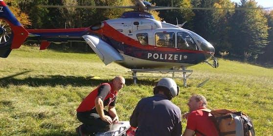 Ein 73-jähriger Tiroler ist am Dienstagim Almgebiet der Steinfeldalm tödlich verunglückt (Symbolbild)