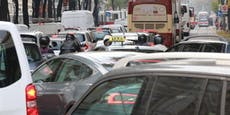 Spontane Klima-Demo legt Verkehr in Wien lahm