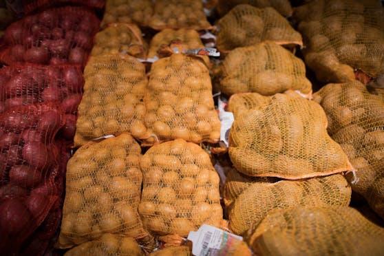 Kartoffeln fielen im Supermark-Check durch.
