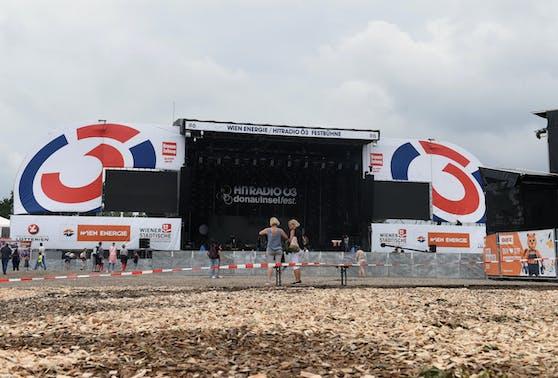 Das Donauinselfest wird zum ersten Mal abgesagt.