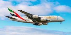 Emirates übernimmt medizinische Kosten, auch Beerdigung