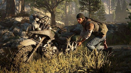 """""""Days Gone"""" erscheint am 18. Mai via Steam und Epic Games Store."""