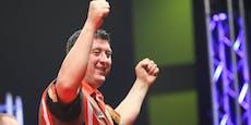 Österreich sensationell Vize-Weltmeister im Darts