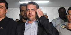 Brasilien: Präsidenten-Sohn mit Corona infiziert