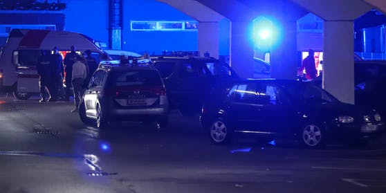 Die Polizei löste die Corona-Party in dem Lokal auf.