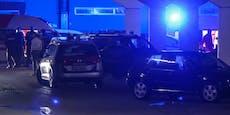 Polizei sprengt Corona-Party mit 17 Gästen in Lokal