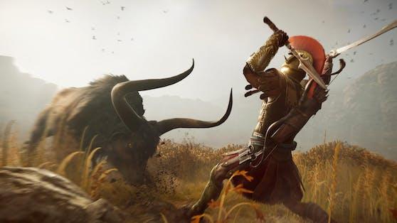 """Assassin's Creed Odyssey"" ist im Sale."