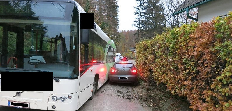 Bus Unfall Heute