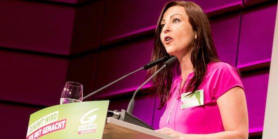 Ewa Ernst-Dziedzic (Grüne) will weiterhin den Dialog mit dem Koalitionspartner suchen - und nach Lesbos fliegen