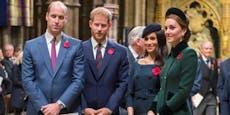 Diese Royals ernteten 2020 die meisten Tweets