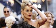 Chirurg vergrößerte Sharon Stones Brüste ohne zu fragen