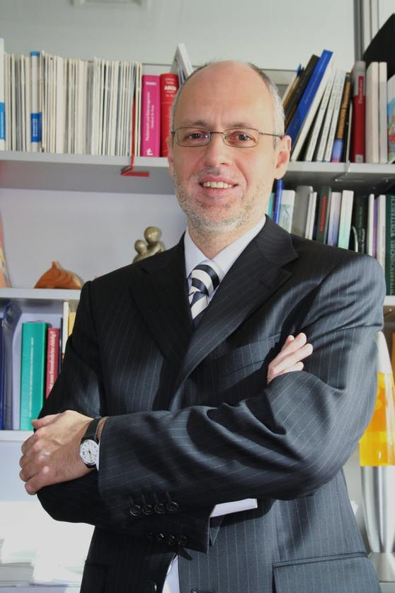 Patientenanwalt Gerald Bachinger.