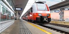 Corona-Infizierter fuhr Zug mit Stopp in Linz