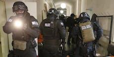 """Mann droht am Telefon: """"Werde Polizisten erschießen"""""""