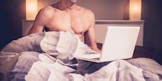 Männer schauen wegen Corona mehr Pornos – mit Folgen