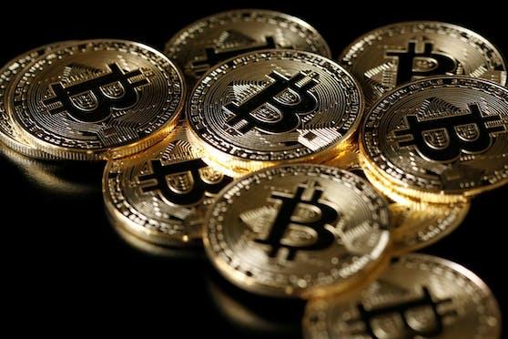 Bitcoin steigt weiter und weiter.