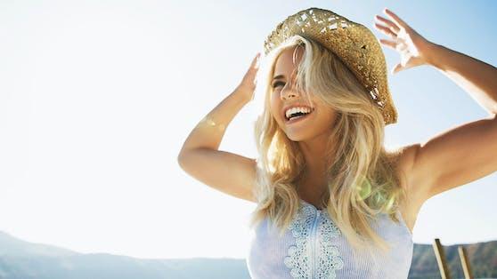 Blonde Haare, sonniges Gemüt: So kennen und lieben ihre Fans Beatrice Egli.