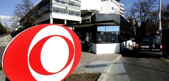 Das ORF-Zentrum am Wiener Küniglberg.