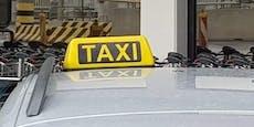 Wiener borgt sich Taxi, bringt es nicht mehr zurück
